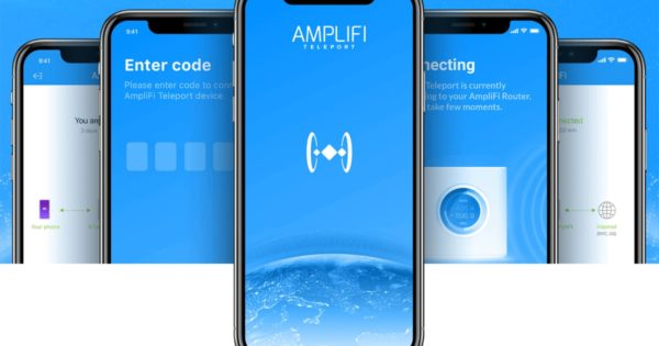 AmpliFi Teleport for iOS