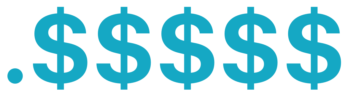 Rising cost of gTLDs