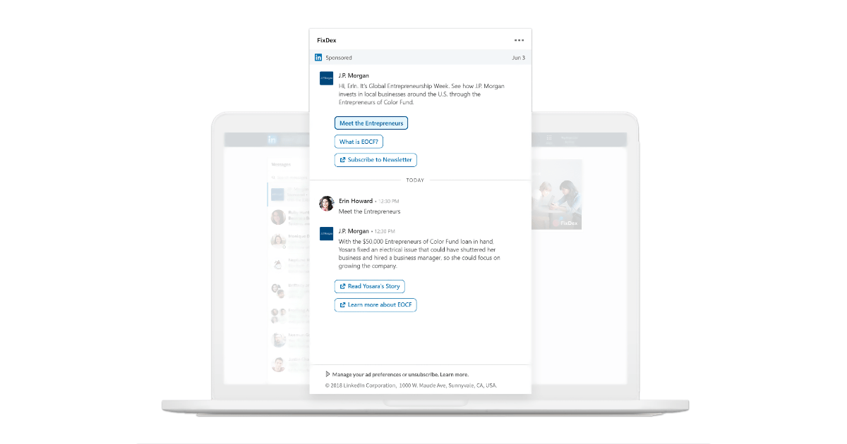 LinkedIn Conversation Ads: How they work and should advertisers use them