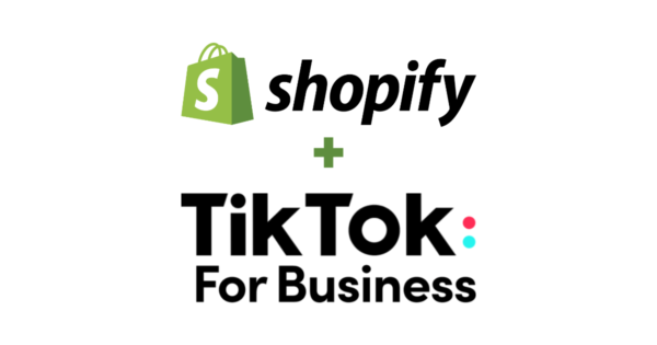 Shopify partners with TikTok for Business