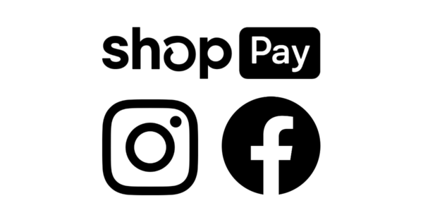 Shop App plus Instagram and Facebook